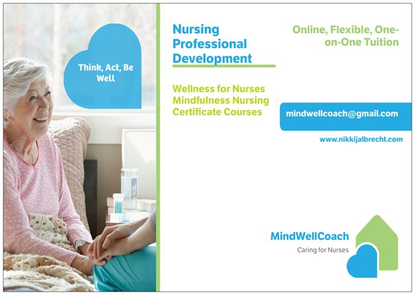 Mindful Nursing Front A5