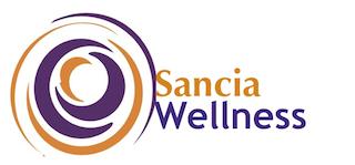 sanciawellness logo right sided